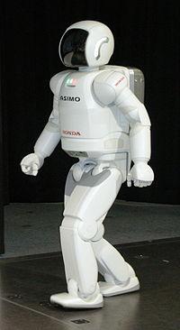 ロボットASIMO