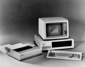 初代IBM PC